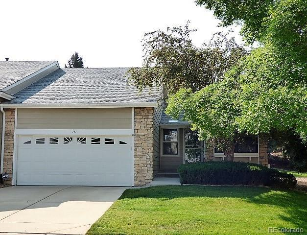 16 Shetland Court, Highlands Ranch, CO 80130 (#6959306) :: Structure CO Group