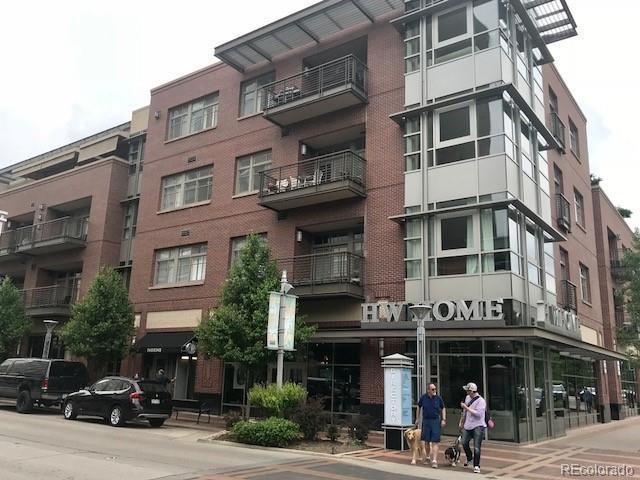 191 Clayton Lane #205, Denver, CO 80206 (#6987543) :: The Galo Garrido Group