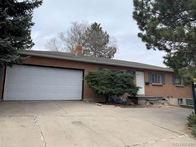 513 S Union Boulevard, Lakewood, CO 80228 (#7001050) :: Portenga Properties