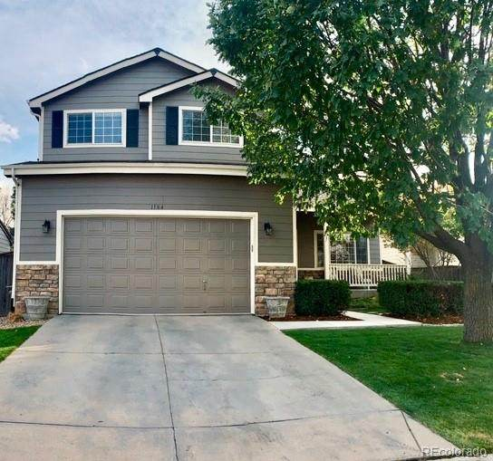 1184 W 111th Place, Northglenn, CO 80234 (#7010439) :: Briggs American Properties