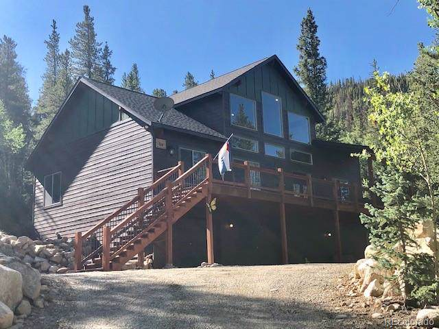 25767 County Road 295, St Elmo, CO 81236 (MLS #7011581) :: Kittle Real Estate