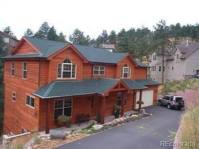 3141 Bittersweet Lane, Evergreen, CO 80439 (#7016474) :: Berkshire Hathaway HomeServices Innovative Real Estate