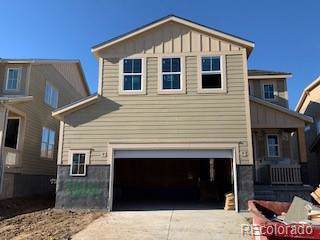 3303 Umber Circle, Castle Rock, CO 80109 (#7017719) :: The Heyl Group at Keller Williams