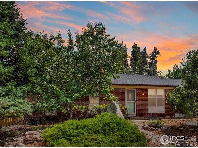 2514 N Franklin Avenue, Louisville, CO 80027 (MLS #7036267) :: 8z Real Estate