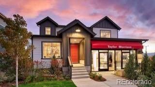 8064 Adams Fork Avenue, Littleton, CO 80125 (#7039338) :: The HomeSmiths Team - Keller Williams