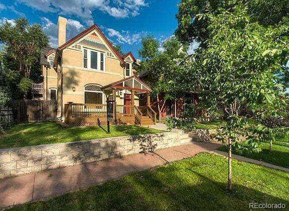384 S Sherman Street, Denver, CO 80209 (#7053032) :: The DeGrood Team
