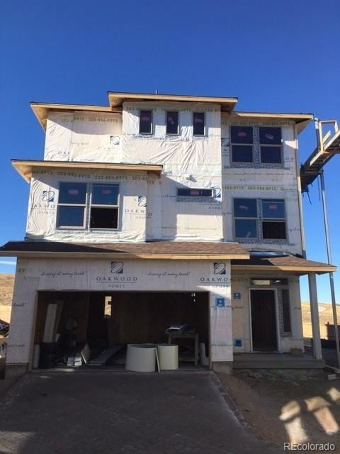 2911 Merry Rest Way, Castle Rock, CO 80109 (#7078866) :: The HomeSmiths Team - Keller Williams