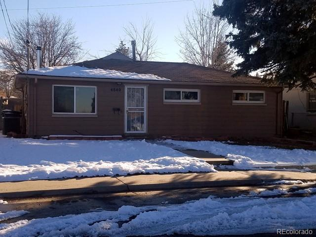 4840 W Ohio Avenue, Denver, CO 80219 (#7092974) :: The Griffith Home Team