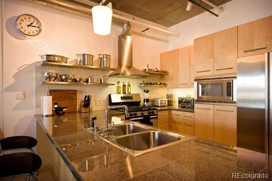 1610 Little Raven Street #512, Denver, CO 80202 (#7097405) :: 5281 Exclusive Homes Realty