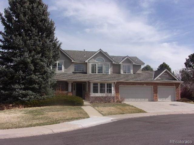 7730 S Lakeview Court, Littleton, CO 80120 (#7140581) :: The Gilbert Group
