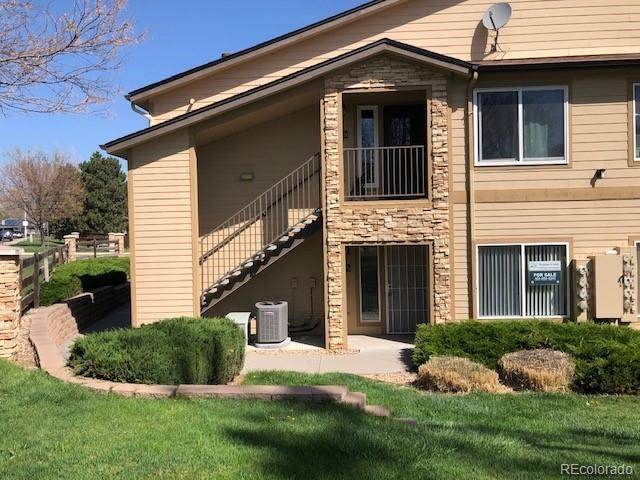 4875 S Balsam Way 1-103, Littleton, CO 80123 (#7149905) :: The Peak Properties Group