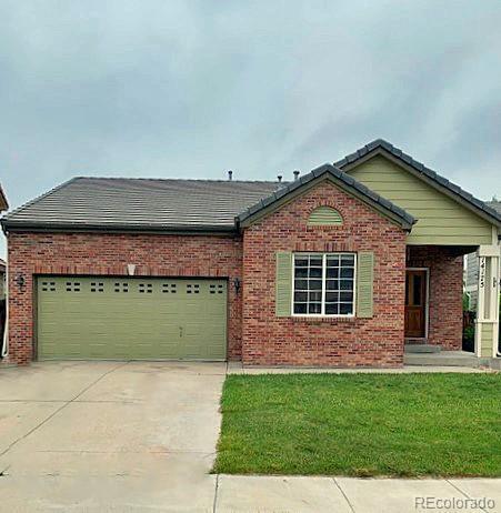 14175 E 100th Lane, Commerce City, CO 80022 (MLS #7183641) :: Kittle Real Estate