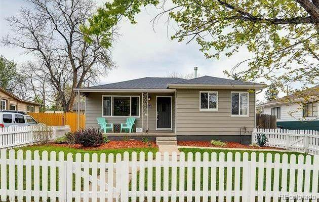 4252 S Logan Street, Englewood, CO 80113 (#7211448) :: Finch & Gable Real Estate Co.
