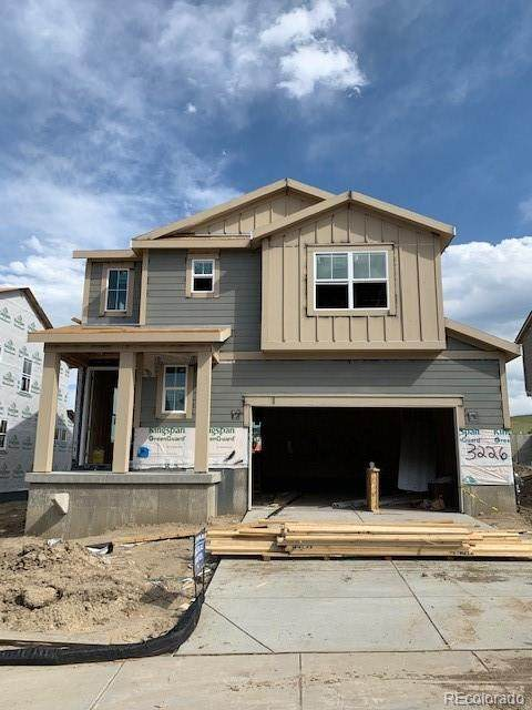 3226 Greenery Drive, Castle Rock, CO 80109 (#7235125) :: The Griffith Home Team
