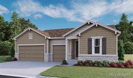2878 Villageview Lane, Castle Rock, CO 80104 (#7246898) :: The Griffith Home Team