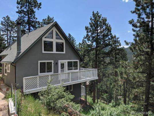 32956 Timber Ridge Road, Evergreen, CO 80439 (#7249503) :: You 1st Realty