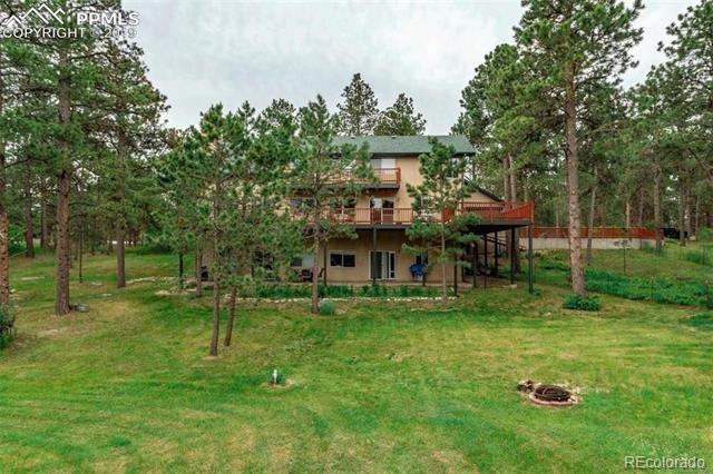 4091 Yucca Lane, Larkspur, CO 80118 (MLS #7262721) :: 8z Real Estate