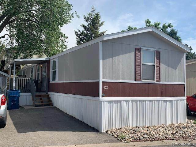 2550 W 96th Avenue, Federal Heights, CO 80260 (MLS #7263452) :: 8z Real Estate