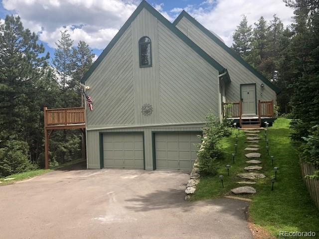 212 Juniper Lane, Evergreen, CO 80439 (#7264877) :: The City and Mountains Group