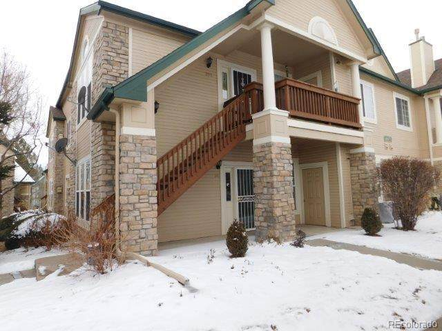 4075 S Crystal Circle #101, Aurora, CO 80014 (#7317986) :: HomePopper