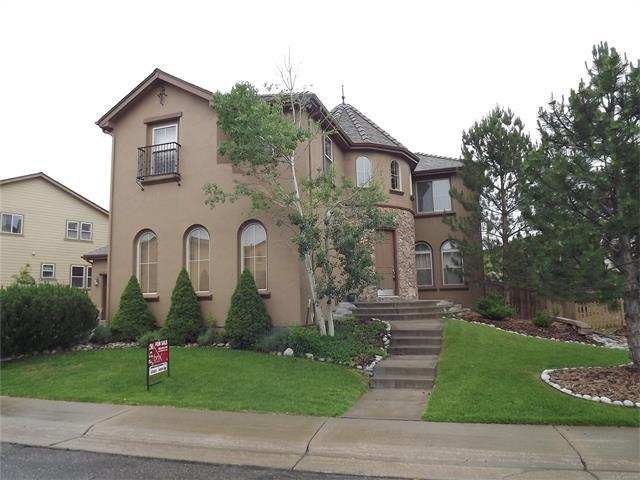 2764 Southshire Road, Highlands Ranch, CO 80126 (#7319755) :: The Peak Properties Group