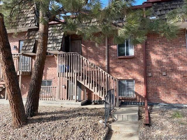 5401 E Warren Avenue #106, Denver, CO 80222 (#7346897) :: Briggs American Properties
