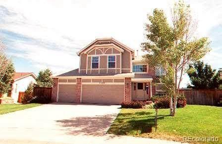 3285 W Arrowleaf Court, Castle Rock, CO 80109 (#7351604) :: Peak Properties Group