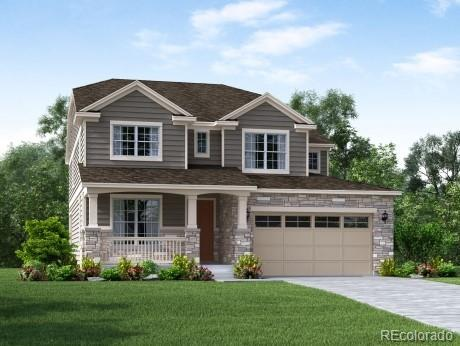 8810 S Duquesne Court, Aurora, CO 80016 (#7374534) :: The Pete Cook Home Group