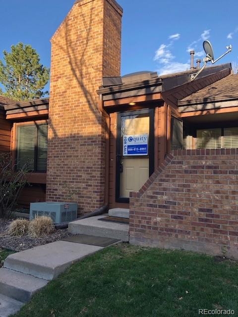 2685 S Dayton Way #121, Denver, CO 80231 (#7391760) :: Mile High Luxury Real Estate