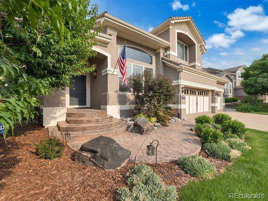 9648 Colinade Drive, Lone Tree, CO 80124 (#7400755) :: Colorado Home Finder Realty