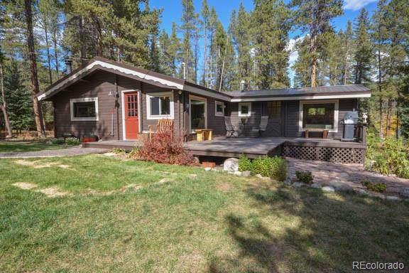 5780 State Hwy 9, Breckenridge, CO 80424 (MLS #7422474) :: 8z Real Estate