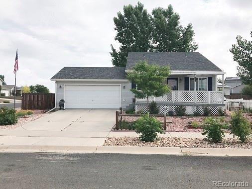 3019 Canvasback Court, Evans, CO 80620 (MLS #7457270) :: Kittle Real Estate