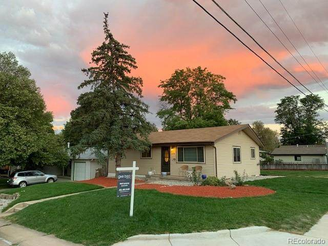 4500 E Wyoming Place, Denver, CO 80222 (#7506218) :: Realty ONE Group Five Star