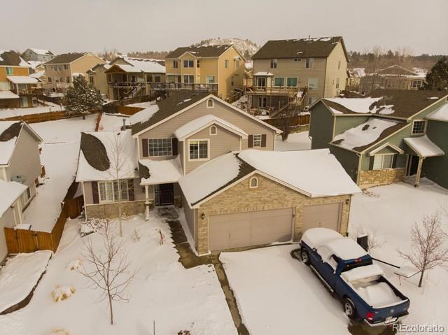 3816 Rawhide Circle, Castle Rock, CO 80104 (MLS #7507619) :: Kittle Real Estate