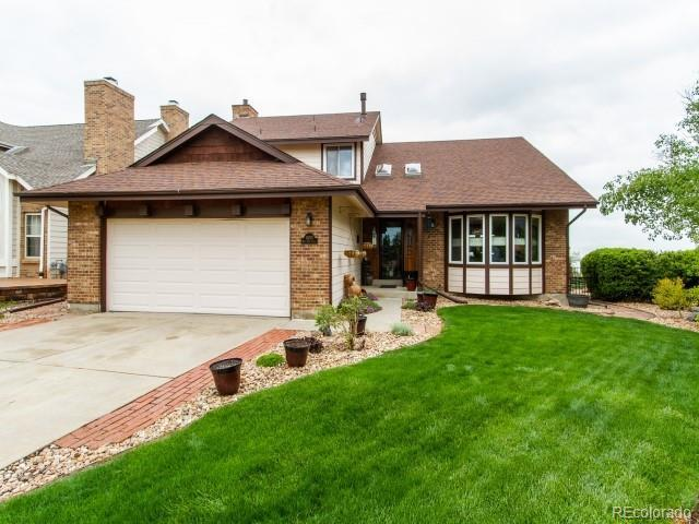 10635 W 85th Place, Arvada, CO 80005 (#7514524) :: My Home Team