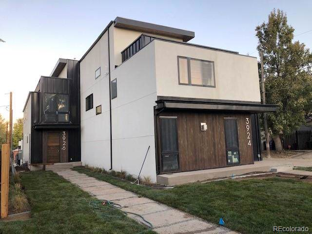 3926 N Shoshone Street, Denver, CO 80211 (#7515811) :: Bring Home Denver with Keller Williams Downtown Realty LLC