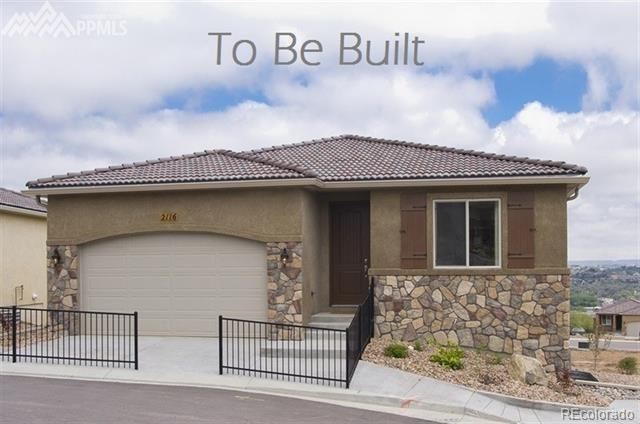 86 Mountain Spirit Point, Colorado Springs, CO 80904 (#7535572) :: The Heyl Group at Keller Williams