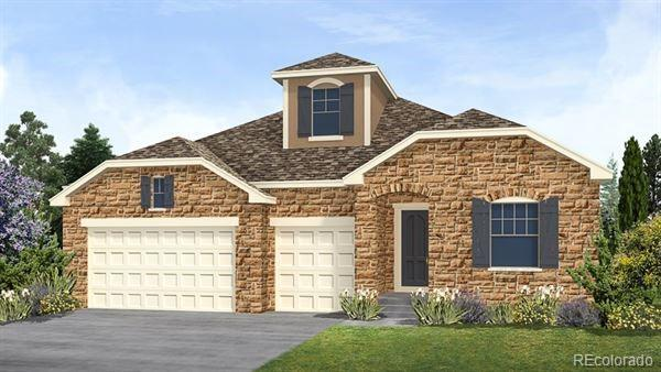 14742 Haley Avenue, Parker, CO 80134 (#7568172) :: The Peak Properties Group
