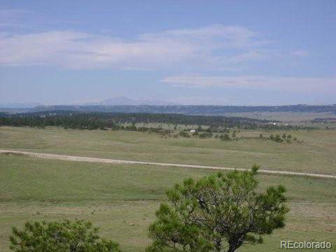 Deep River Ranch Lot 0002, Calhan, CO 80808 (MLS #7598434) :: 8z Real Estate