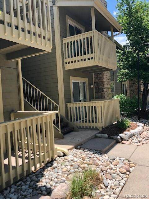 4400 S Quebec Street G106, Denver, CO 80237 (#7604331) :: Wisdom Real Estate