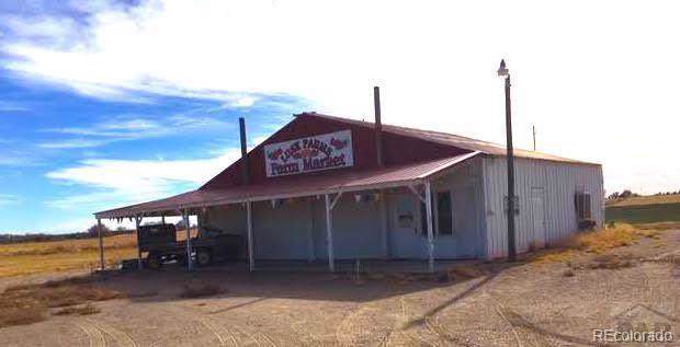 0 Hwy 50 Highway, La Junta, CO 81050 (#7607652) :: The Dixon Group