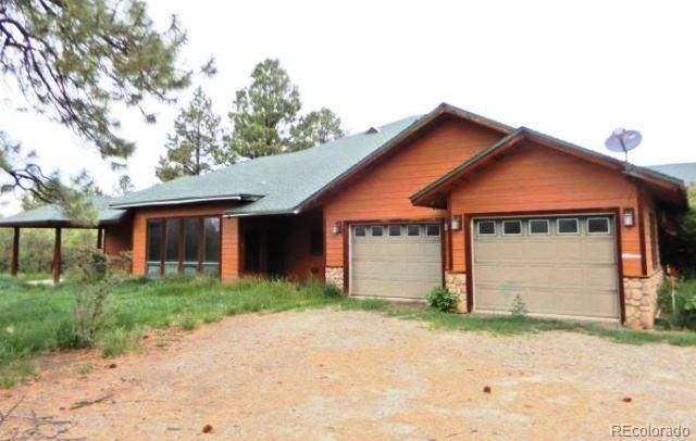 47 Bennett Court, Pagosa Springs, CO 81147 (#7630125) :: Wisdom Real Estate