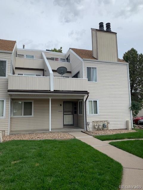 2608 S Xanadu Way A, Aurora, CO 80014 (MLS #7642744) :: 8z Real Estate