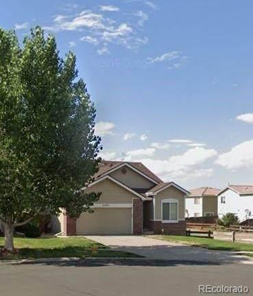21093 E 40th Place, Denver, CO 80249 (#7668916) :: The Dixon Group