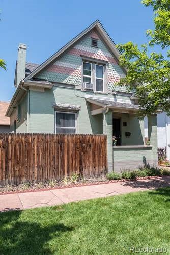 623 W 5th Avenue, Denver, CO 80204 (#7691884) :: The HomeSmiths Team - Keller Williams