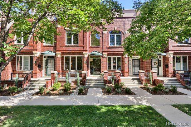 24 S Monroe Street, Denver, CO 80209 (#7739513) :: The Peak Properties Group