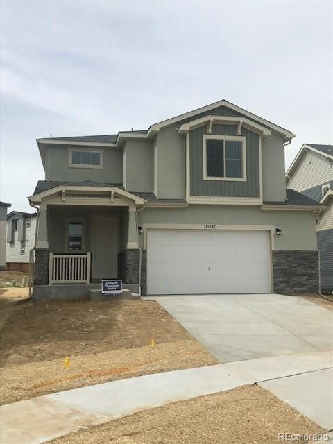 18040 E 108th Place, Commerce City, CO 80022 (#7766689) :: The Pete Cook Home Group