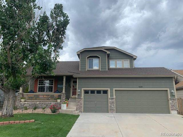 5018 Stonecrop Circle, Castle Rock, CO 80109 (MLS #7773012) :: Bliss Realty Group