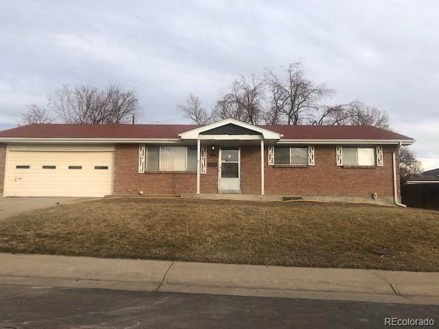 287 Polaris Place, Thornton, CO 80260 (MLS #7810026) :: Neuhaus Real Estate, Inc.