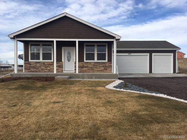 436 S 3RD Avenue, Deer Trail, CO 80105 (MLS #7828634) :: 8z Real Estate
